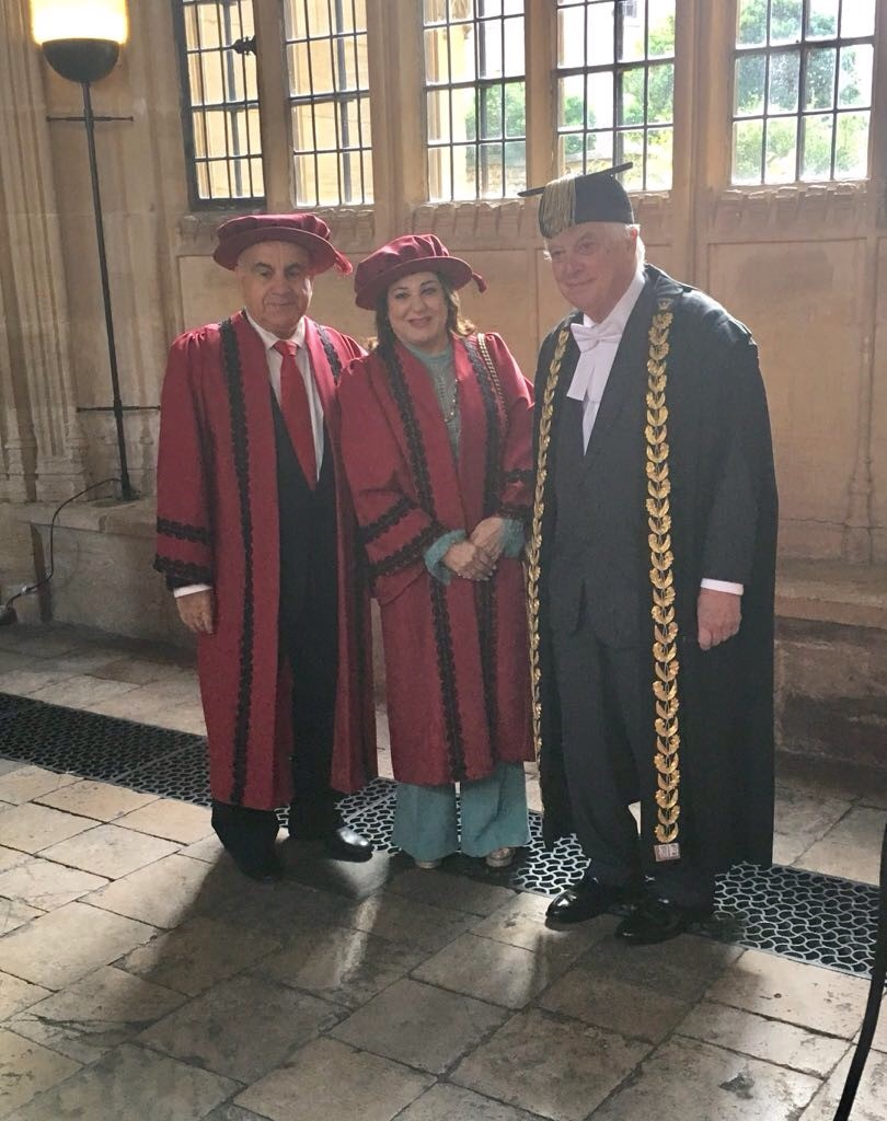 Oxford University Chancellor's Court of Benefactors